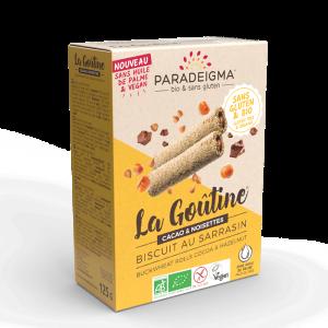 boite gouter de goutine cacao & noisettes aglina