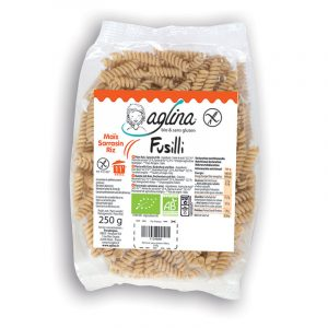 pate farine de mais & sarrasin aglina